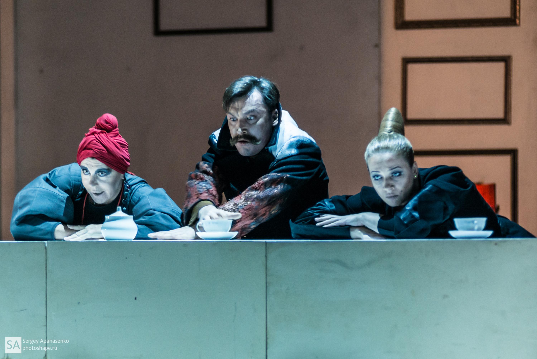 5f2d87171aeb Театр на Малой Бронной